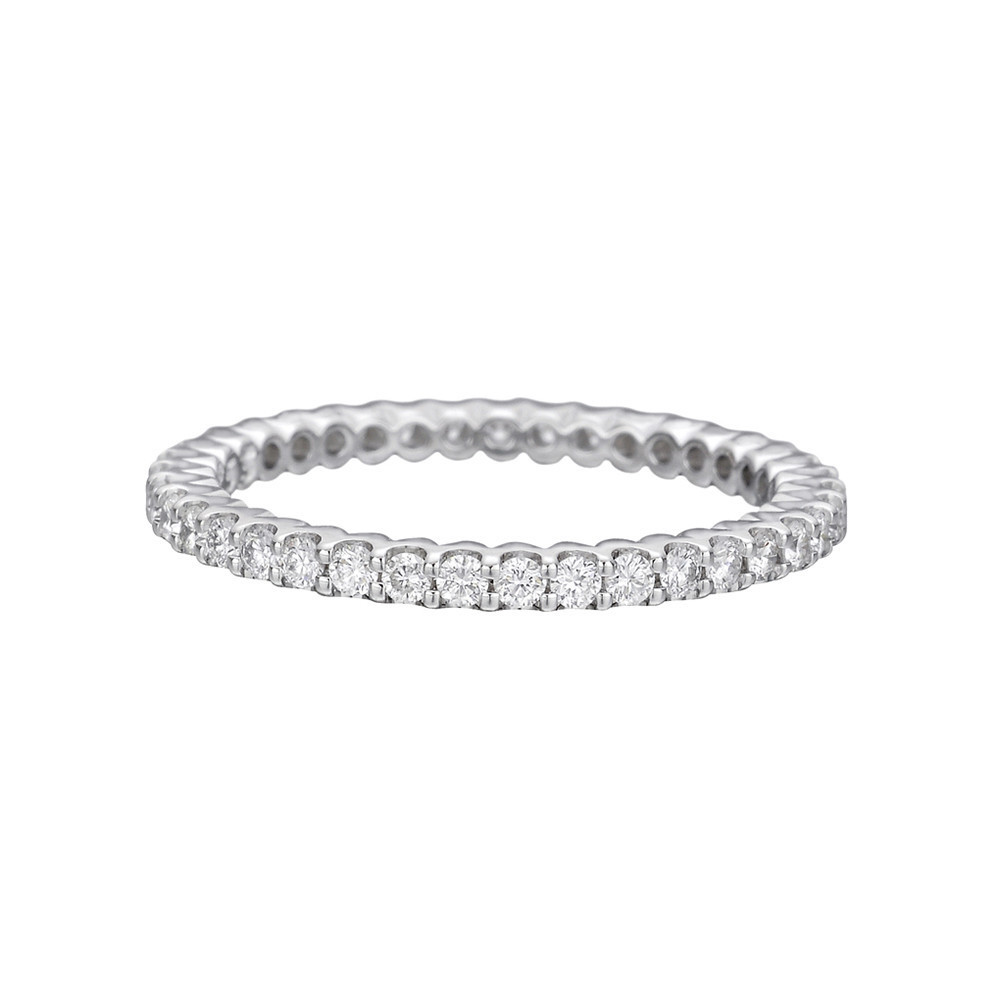 Round Brilliant Diamond Eternity Band (0.50 ct tw)