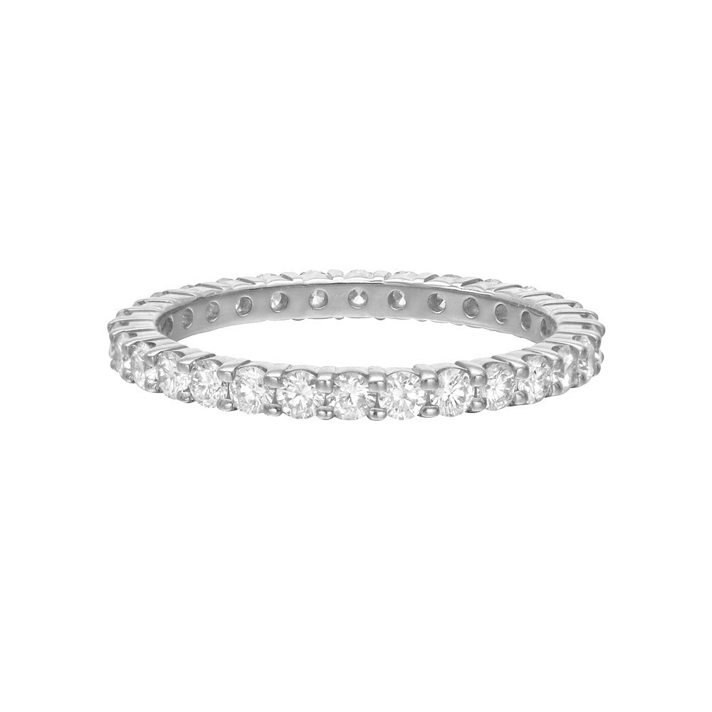 Round Brilliant Diamond Eternity Band (0.75ct tw)