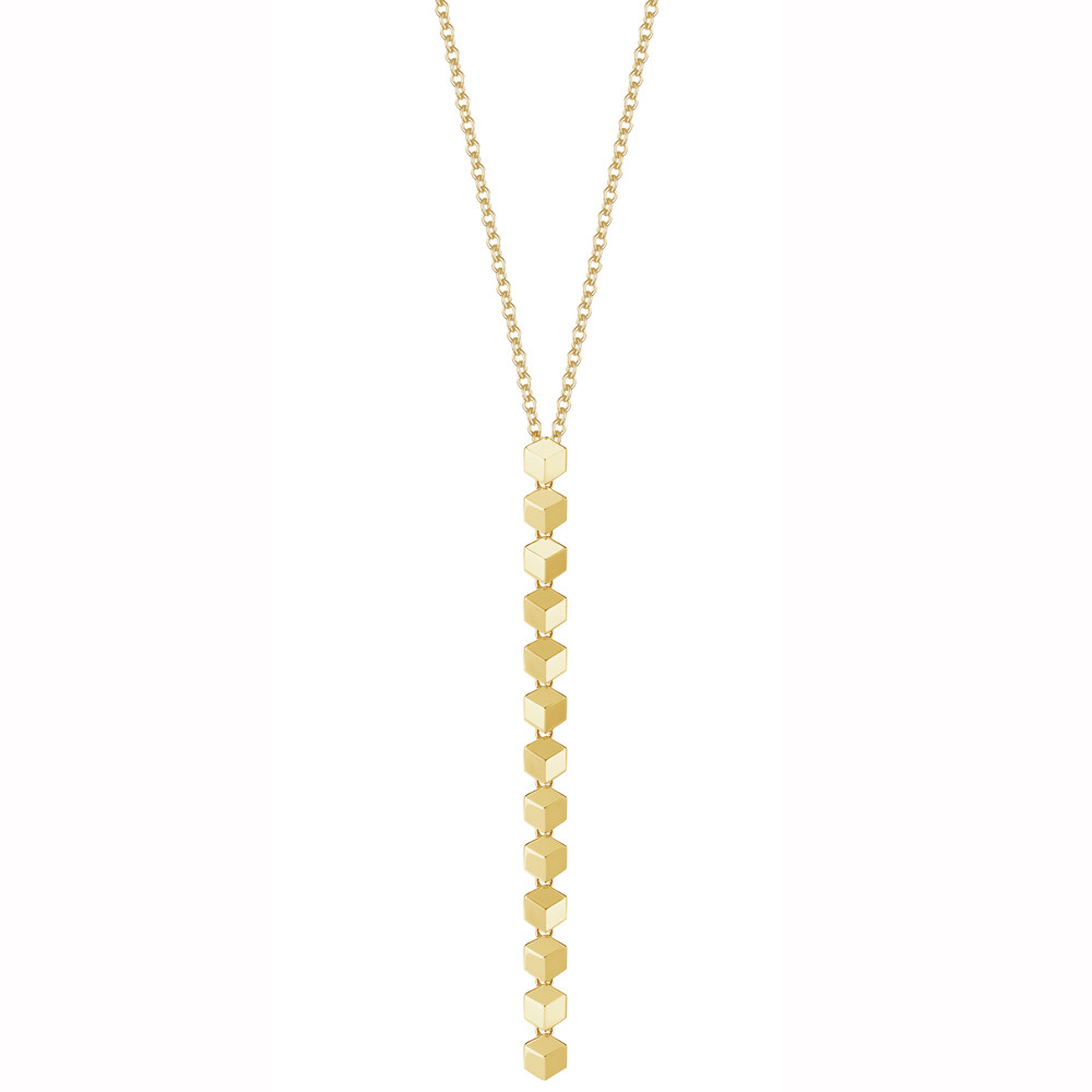 "18k Yellow Gold ""Brillante Sexy"" Pendant Necklace"