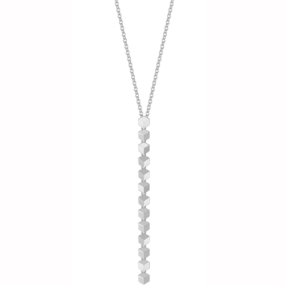"18k White Gold ""Brillante Sexy"" Pendant Necklace"