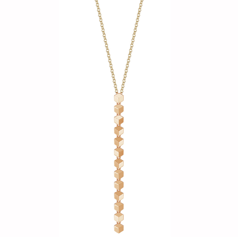 "18k Rose Gold ""Brillante Sexy"" Pendant Necklace"