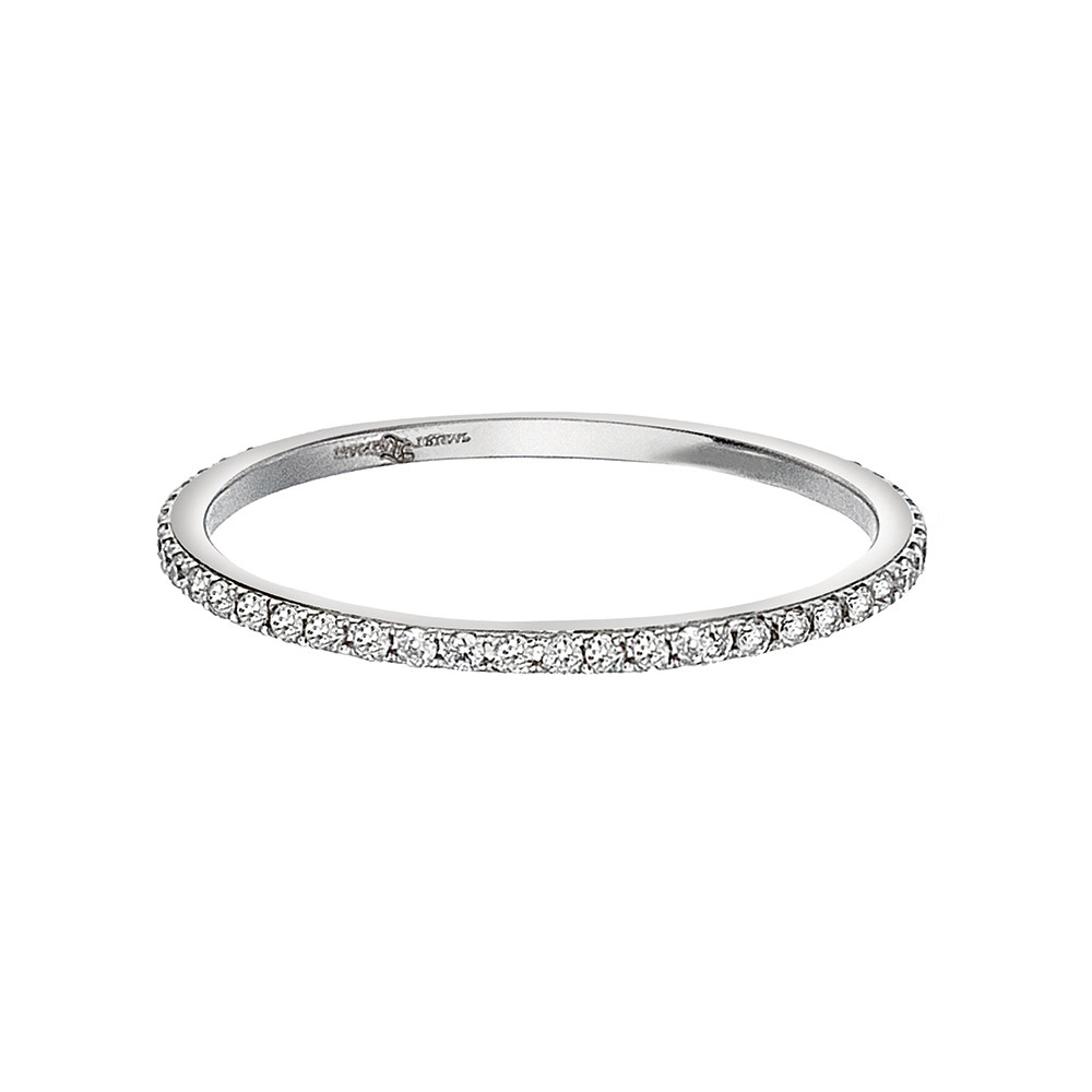 Thin Diamond Eternity Band (0.25ct tw)