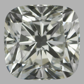 1.56 Carat Cushion Diamond (J/IF)