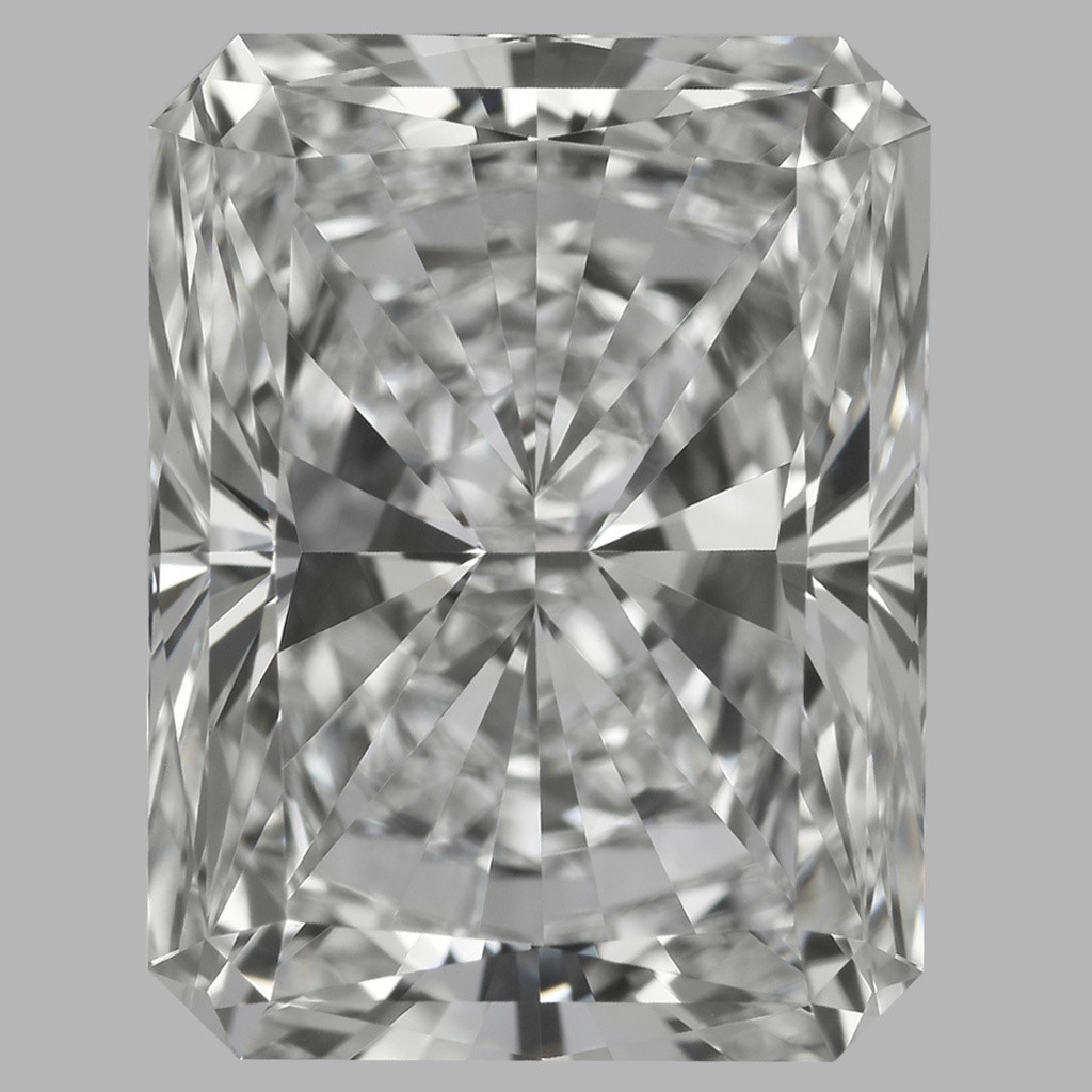 5.15 Carat Radiant Diamond (F/VVS2)