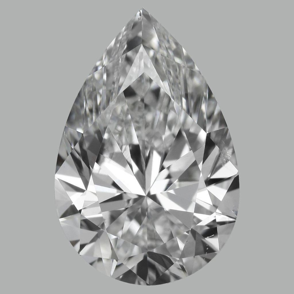 1.50 Carat Pear Diamond (D/VS2)