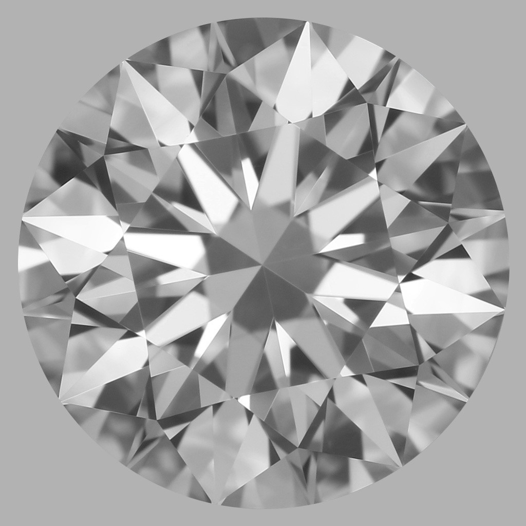 1.50 Carat Round Brilliant Diamond (E/VVS2)