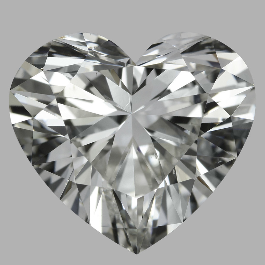 4.16 Carat Heart Diamond (I/VS2)