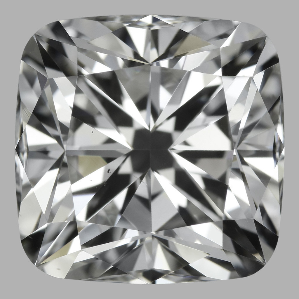 4.01 Carat Cushion Diamond (F/VS2)
