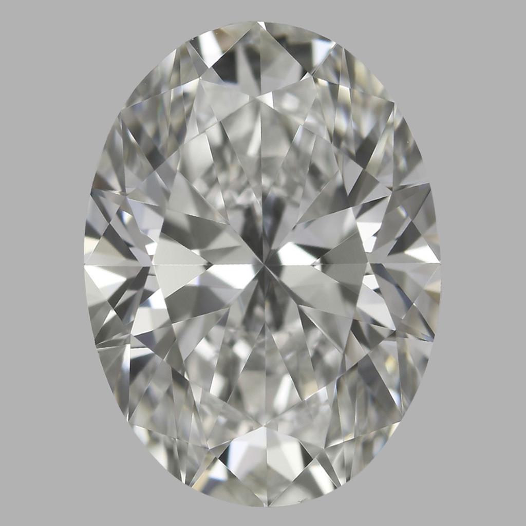 0.81 Carat Oval Diamond (G/VS1)