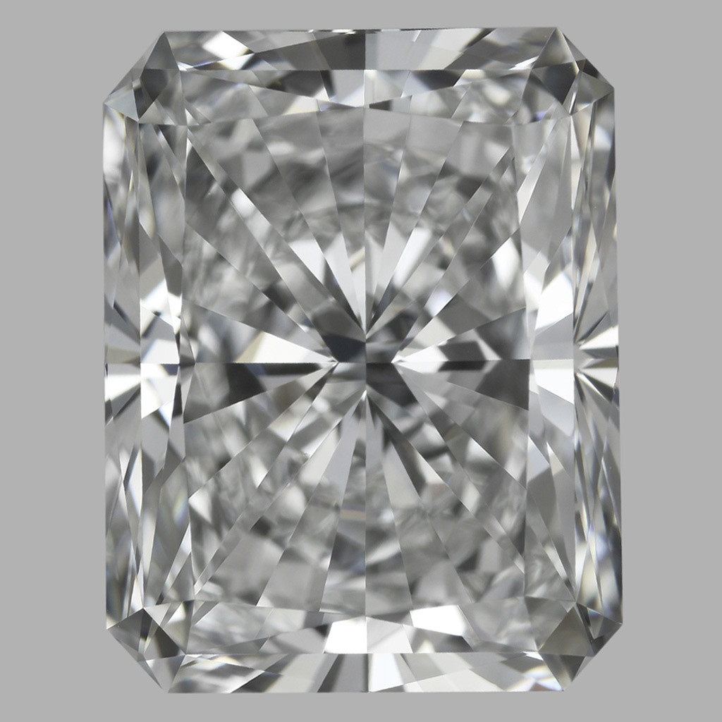 5.20 Carat Radiant Diamond (E/IF)