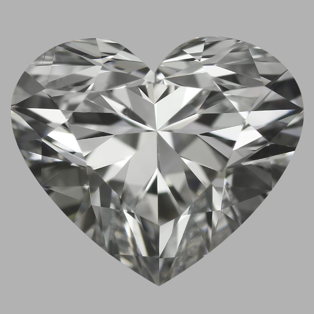 1.04 Carat Heart Diamond (G/VS2)