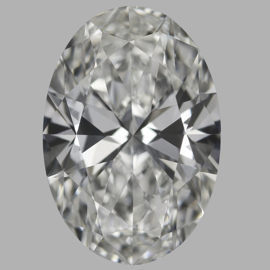 1.25 Carat Oval Diamond (G/IF)