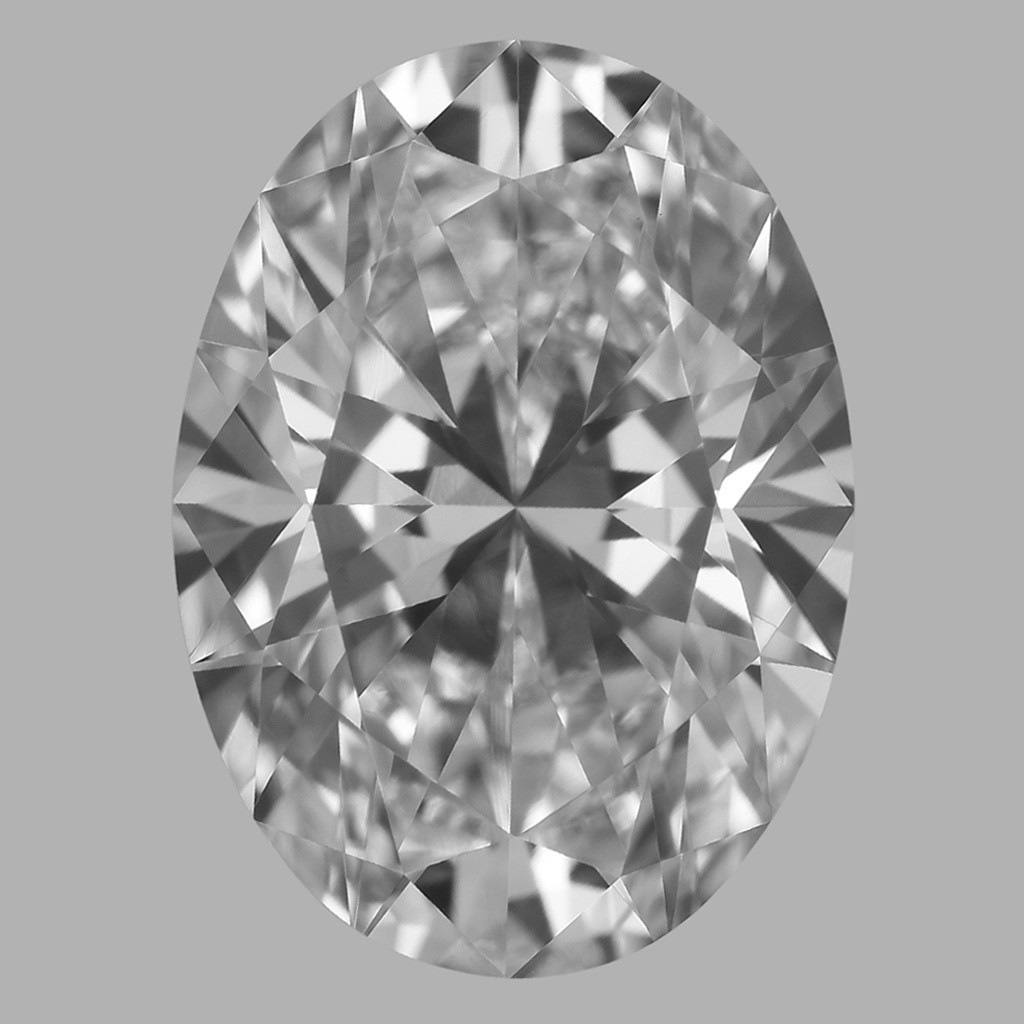 1.50 Carat Oval Diamond (E/VVS2)