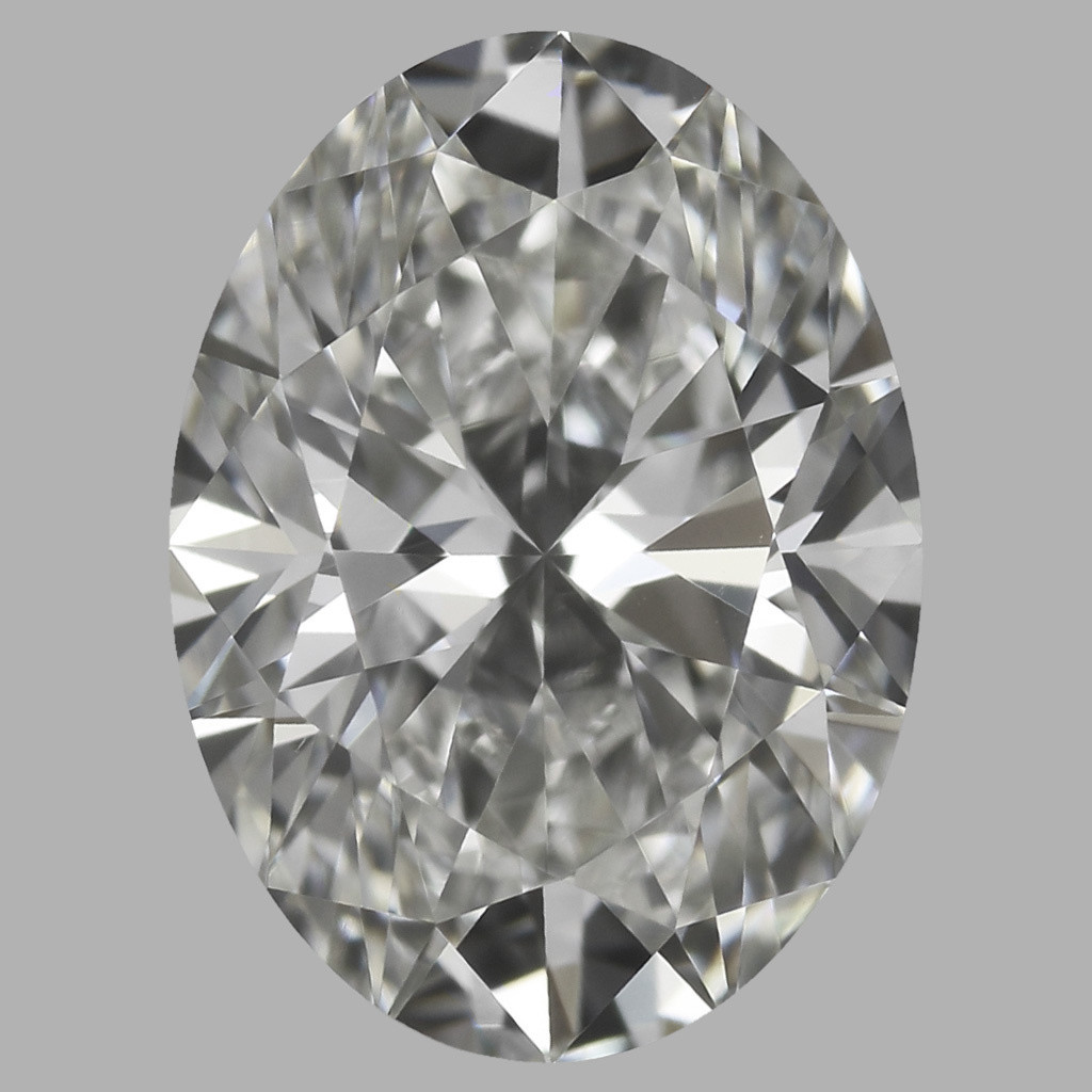 0.75 Carat Oval Diamond (H/VS1)