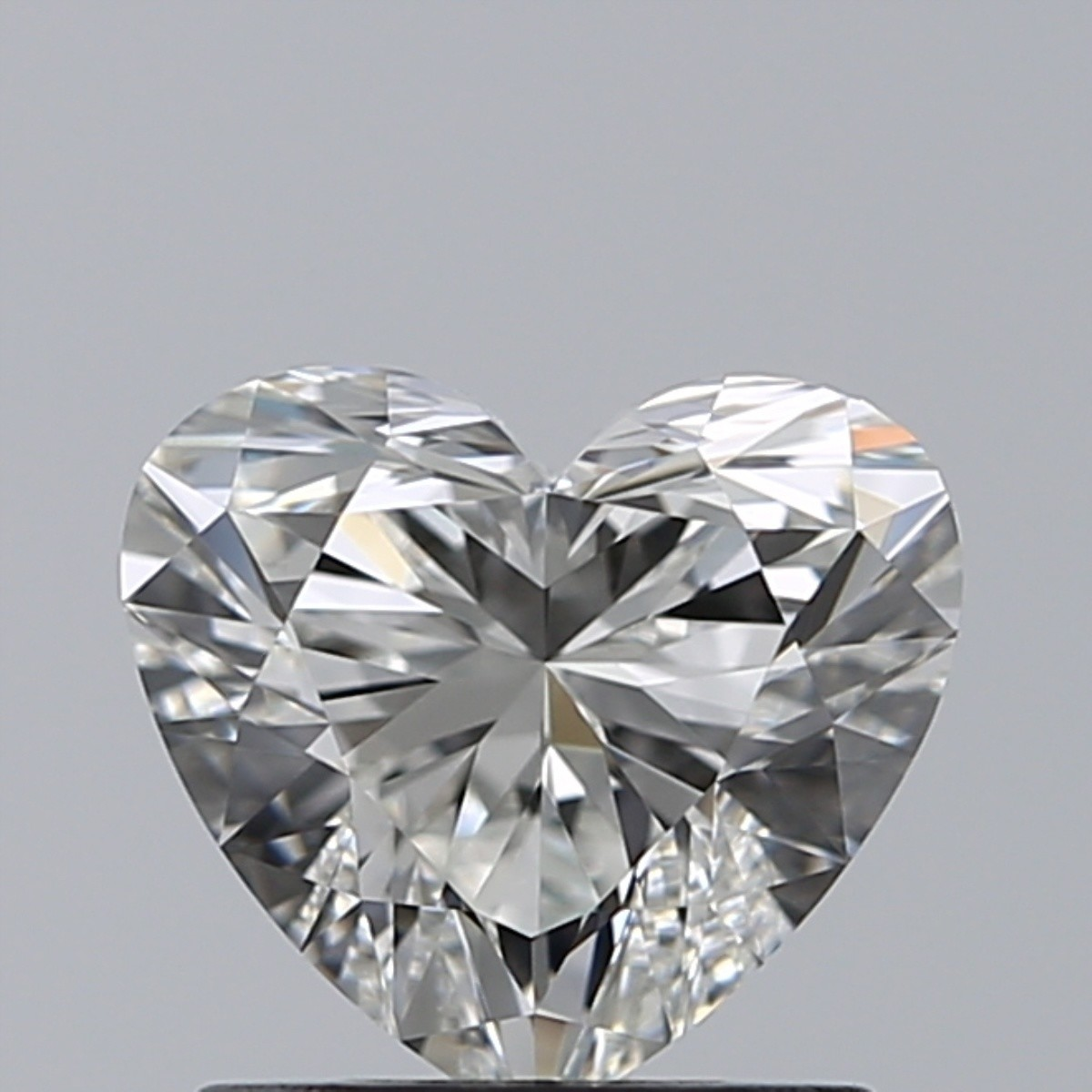 0.92 Carat Heart Diamond (H/VS1)