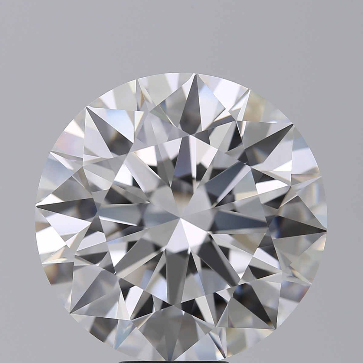 12.07 Carat Round Brilliant Diamond (D/FL)