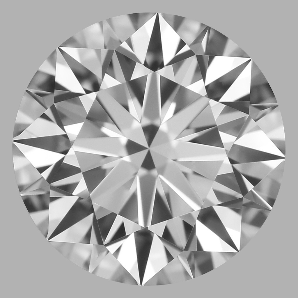 1.26 Carat Round Brilliant Diamond (E/IF)