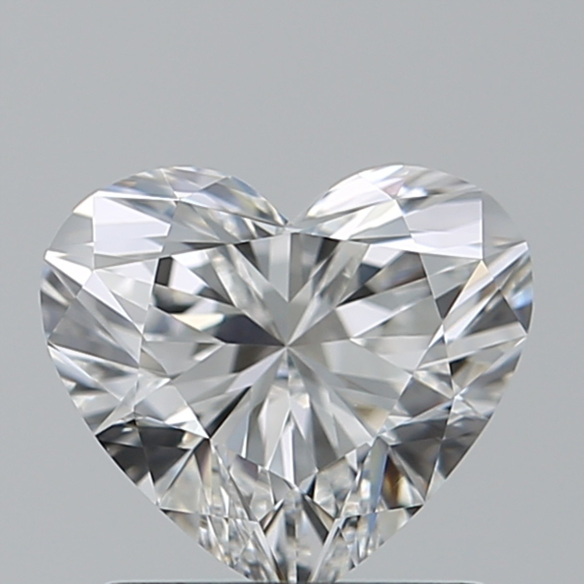 1.03 Carat Heart Diamond (E/VVS1)