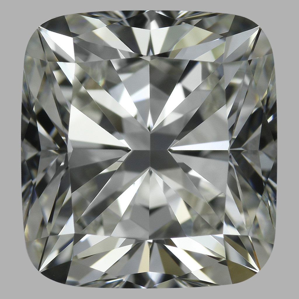 3.03 Carat Cushion Diamond (H/VVS1)