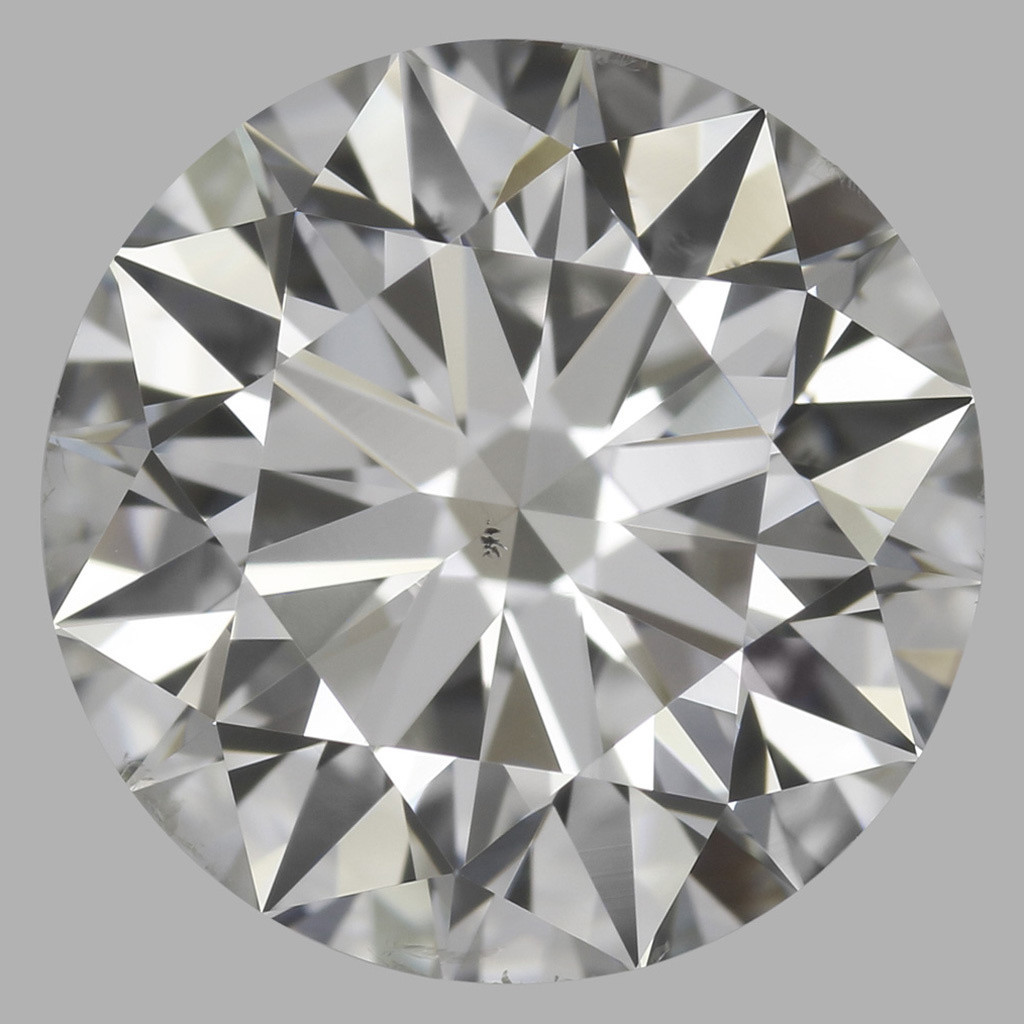 1.90 Carat Round Brilliant Diamond (G/SI1)