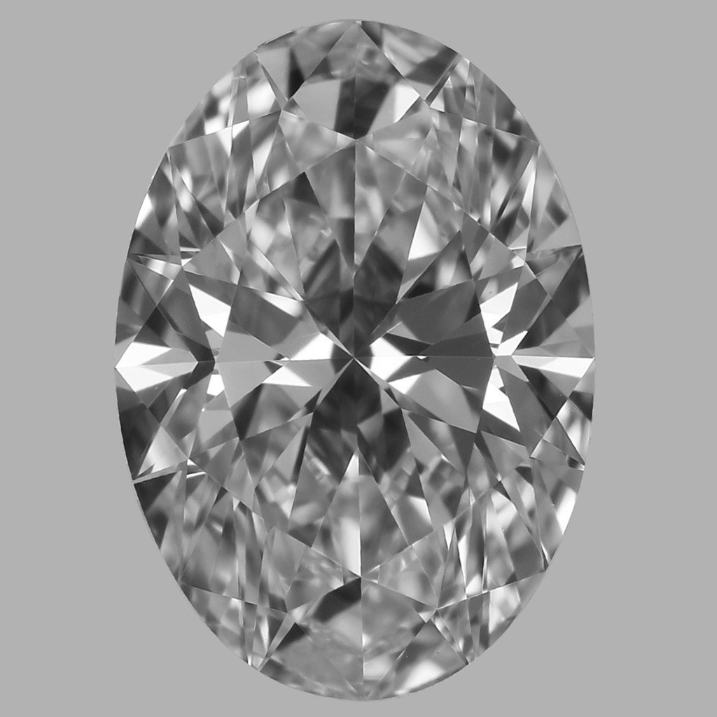 0.80 Carat Oval Diamond (G/VVS1)