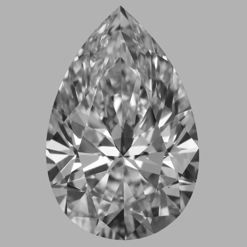 1.06 Carat Pear Diamond (D/IF)