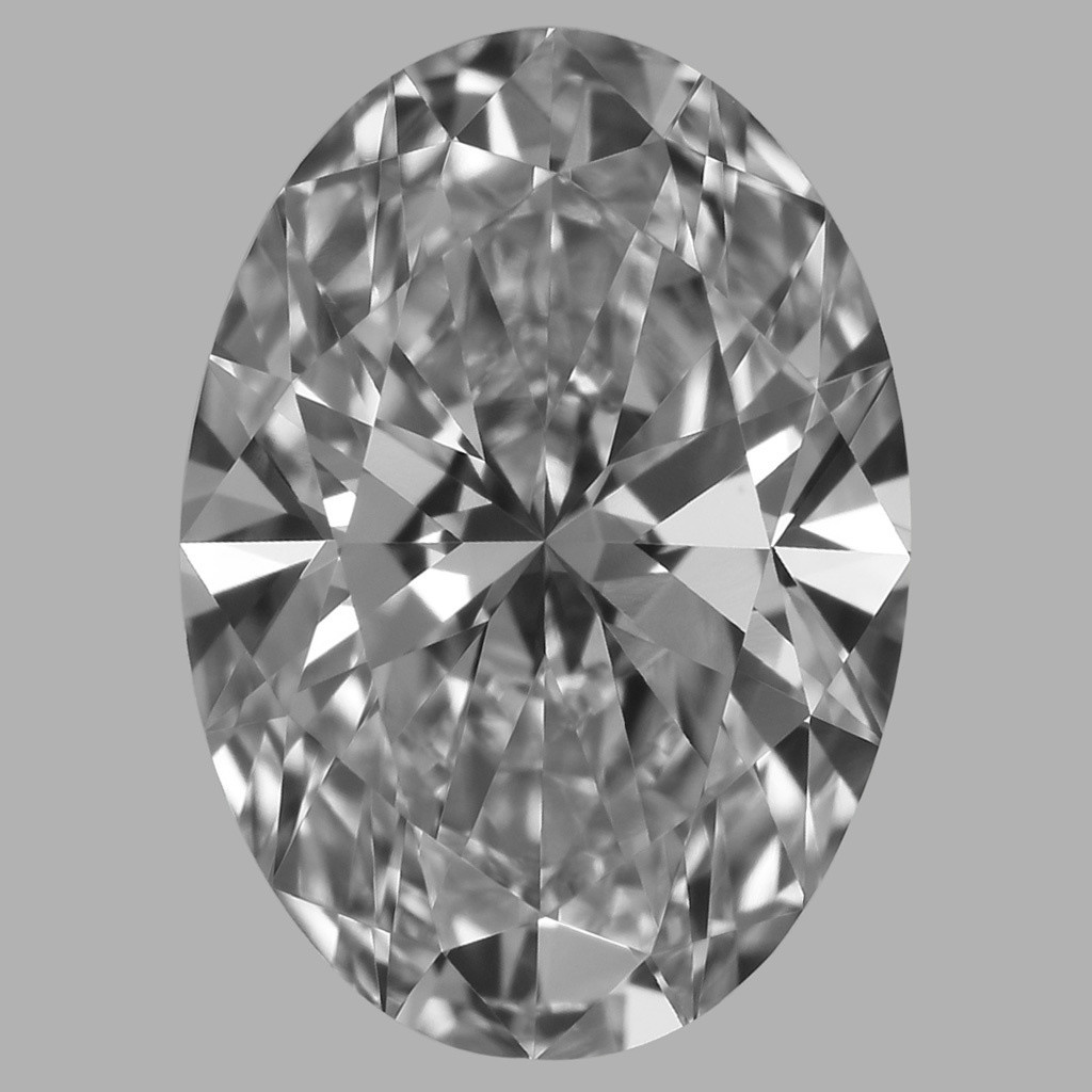 1.02 Carat Oval Diamond (E/IF)