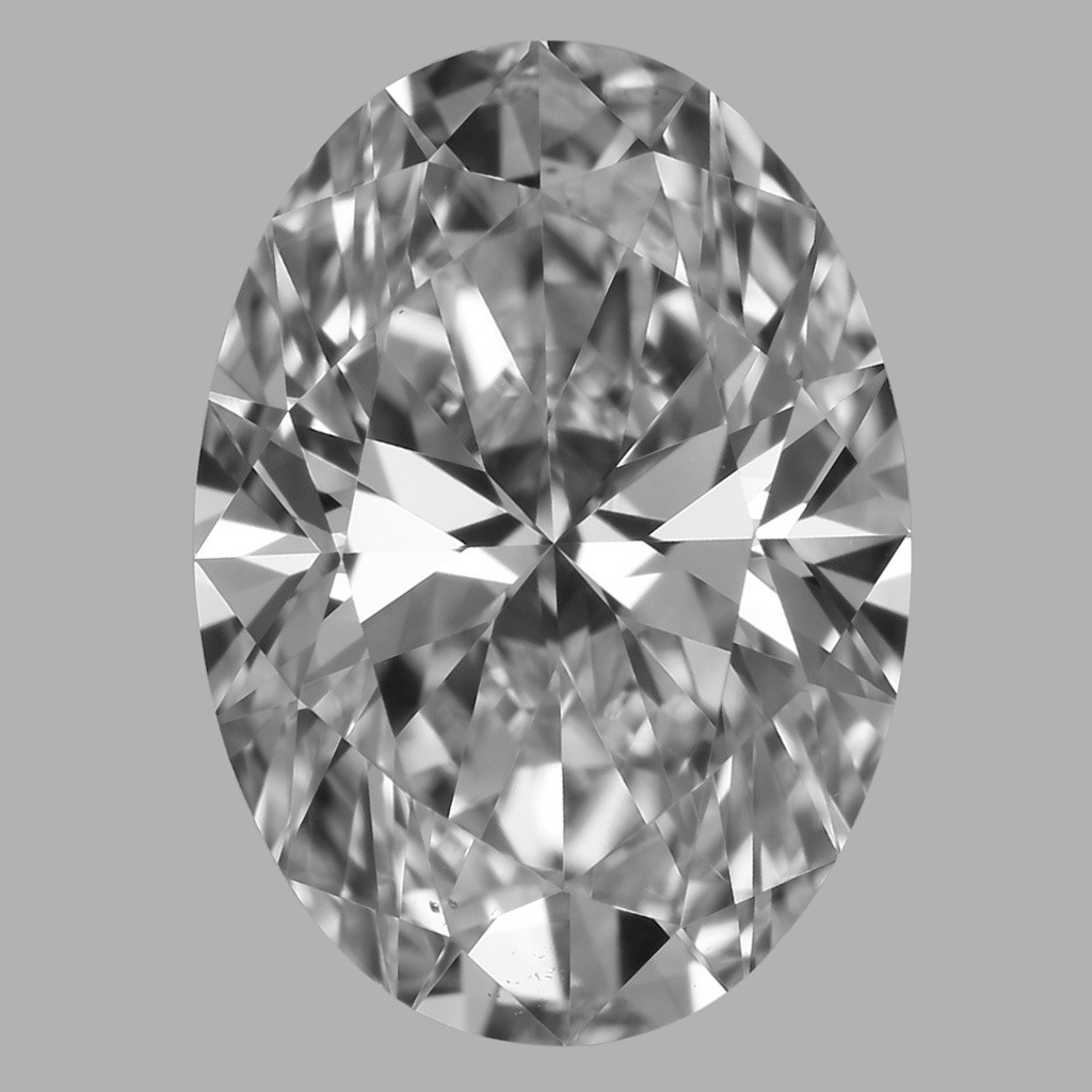 1.23 Carat Oval Diamond (F/VS2)