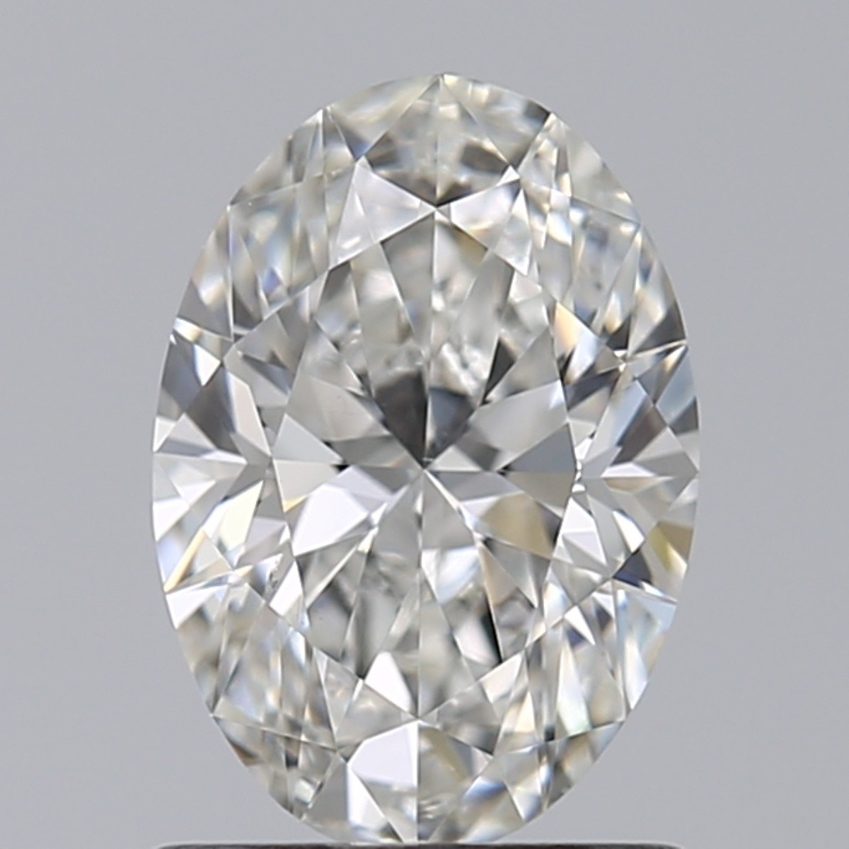 1.02 Carat Oval Diamond (F/VS1)