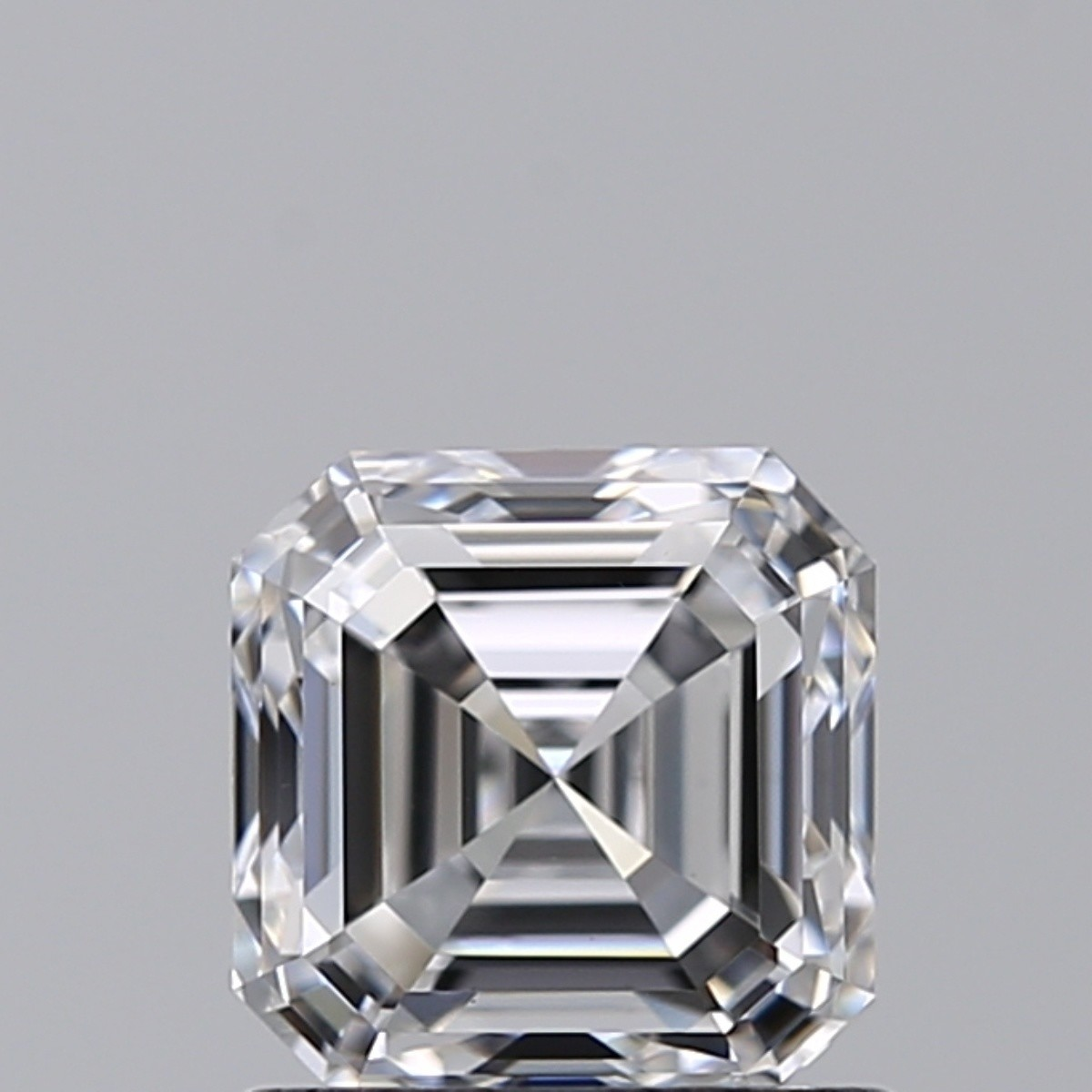 1.01 Carat Asscher Diamond (D/VS1)