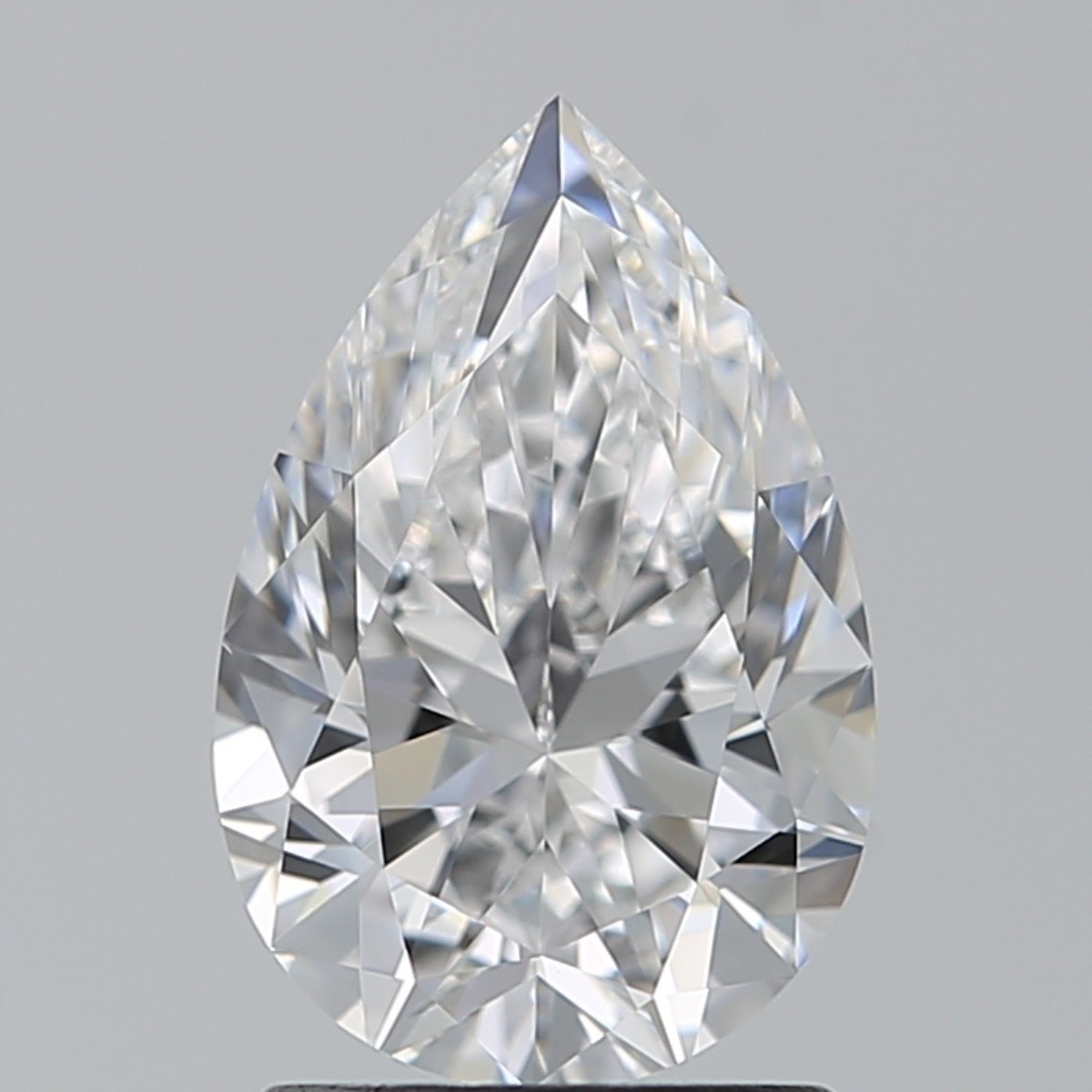 1.51 Carat Pear Diamond (D/VVS2)