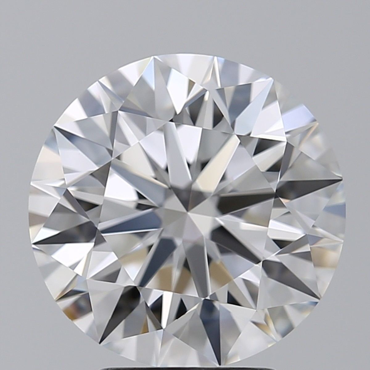 3.57 Carat Round Brilliant Diamond (D/VVS1)