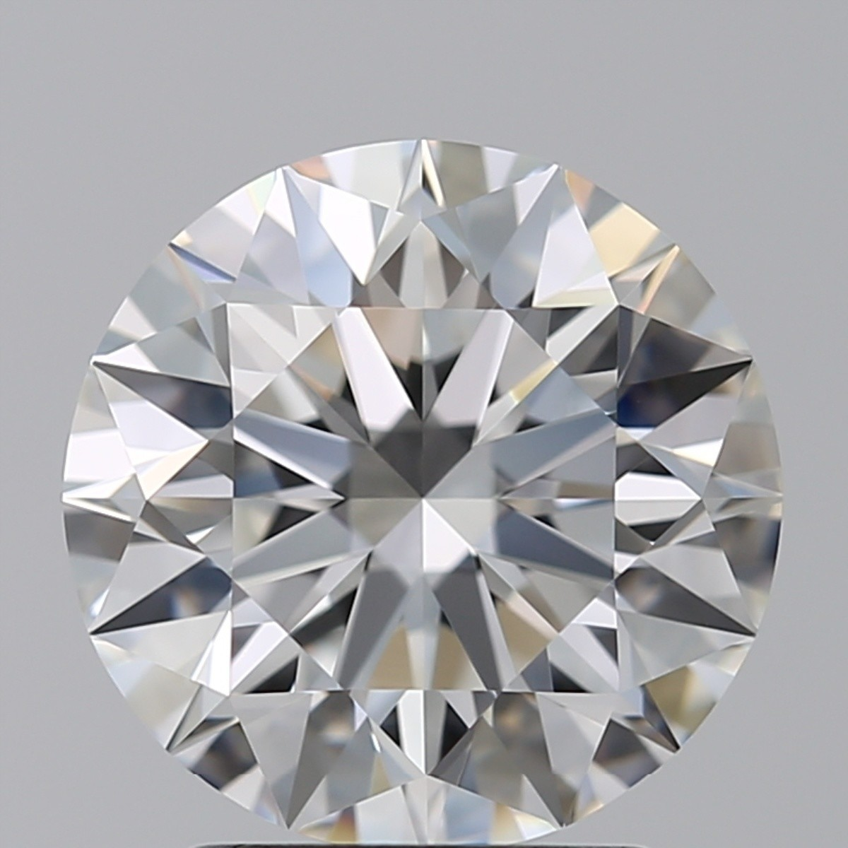 2.52 Carat Round Brilliant Diamond (E/FL)