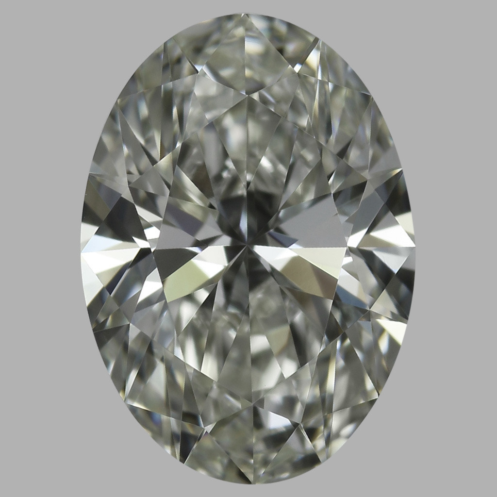 0.90 Carat Oval Diamond (J/IF)