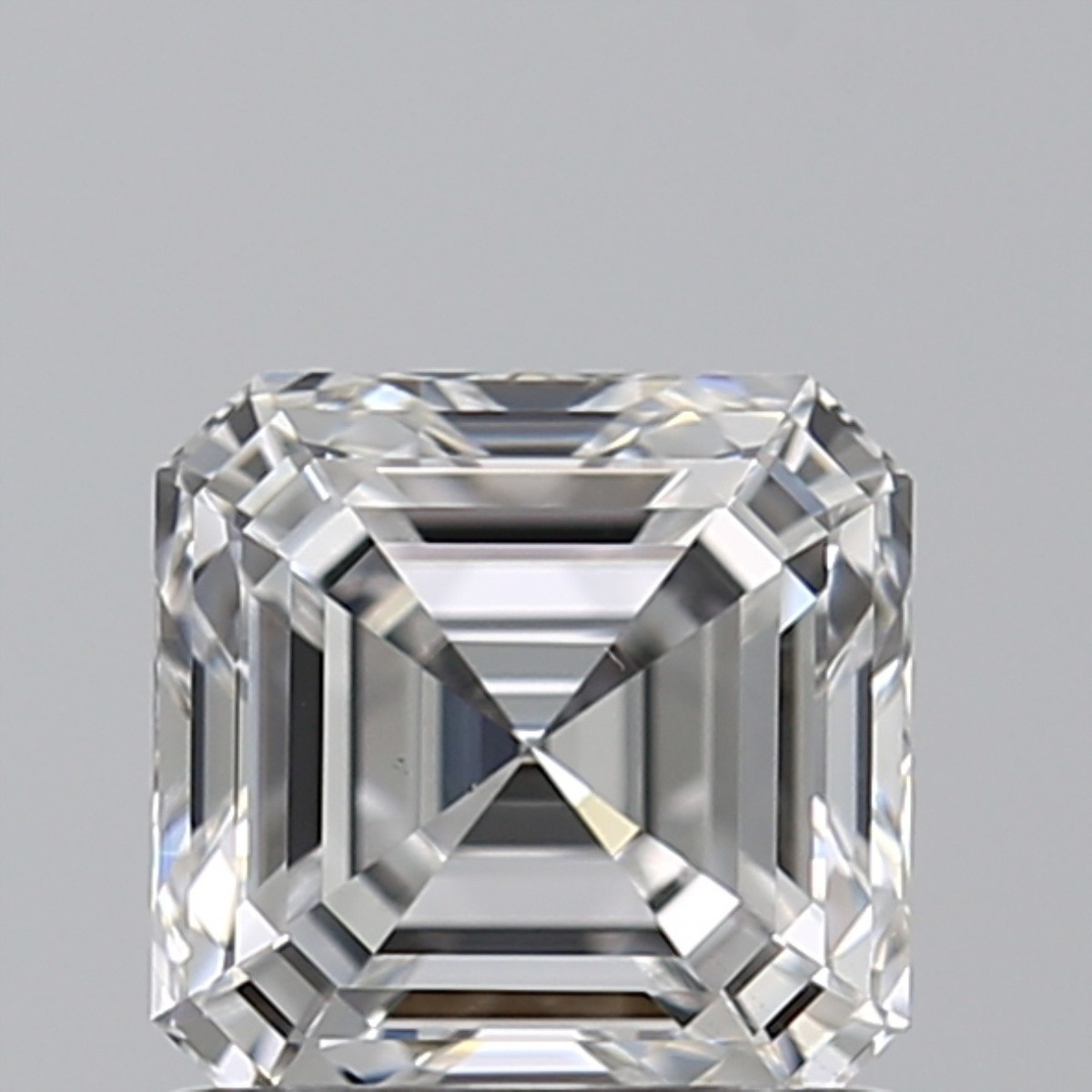 1.02 Carat Asscher Diamond (E/VS2)