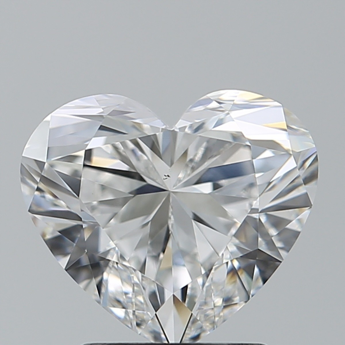 2.01 Carat Heart Diamond (E/VS2)