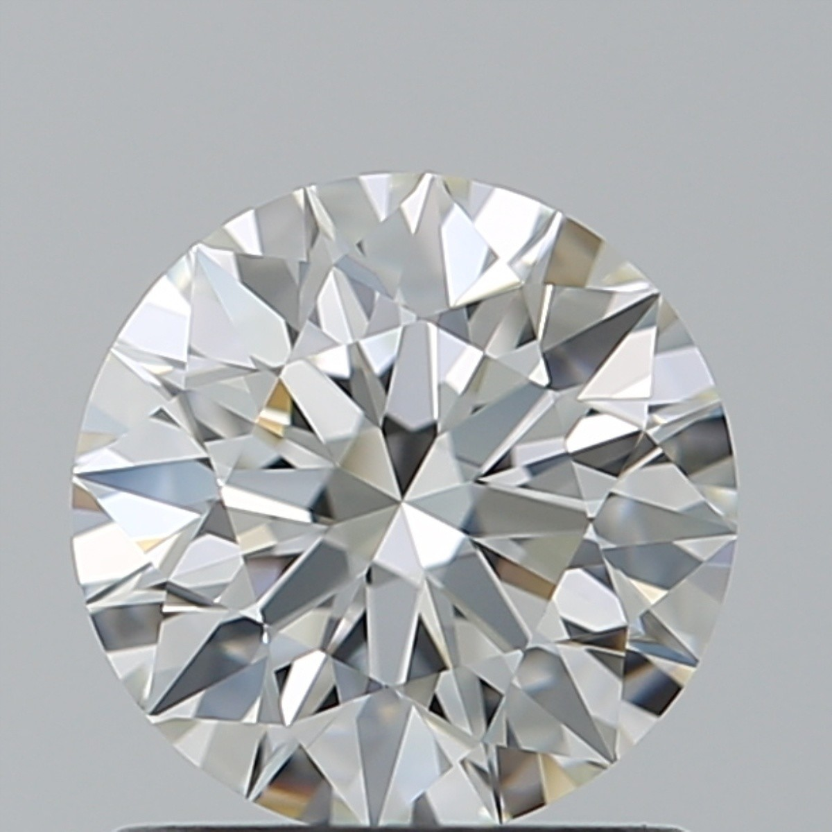 1.00 Carat Round Brilliant Diamond (H/IF)