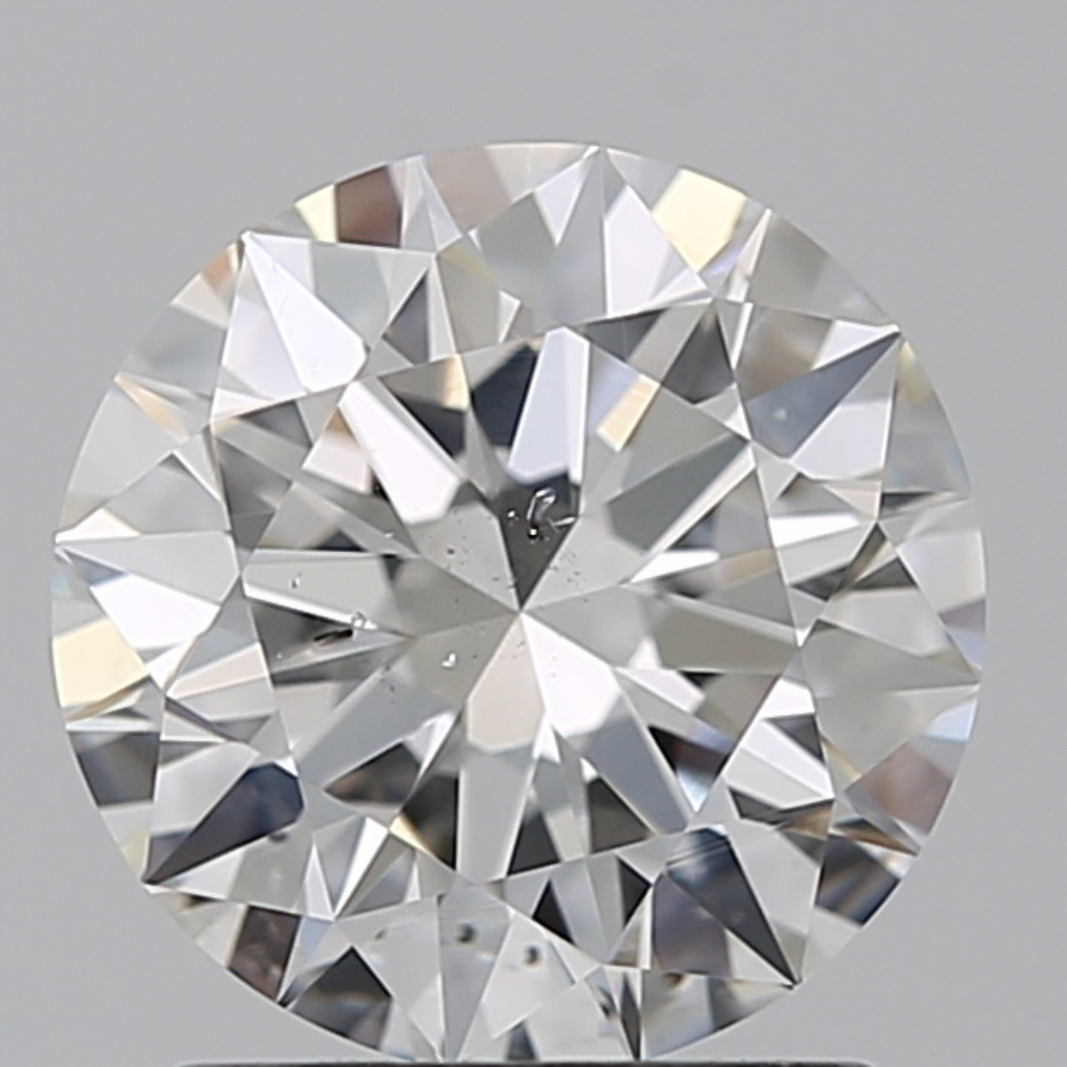 1.42 Carat Round Brilliant Diamond (F/SI1)