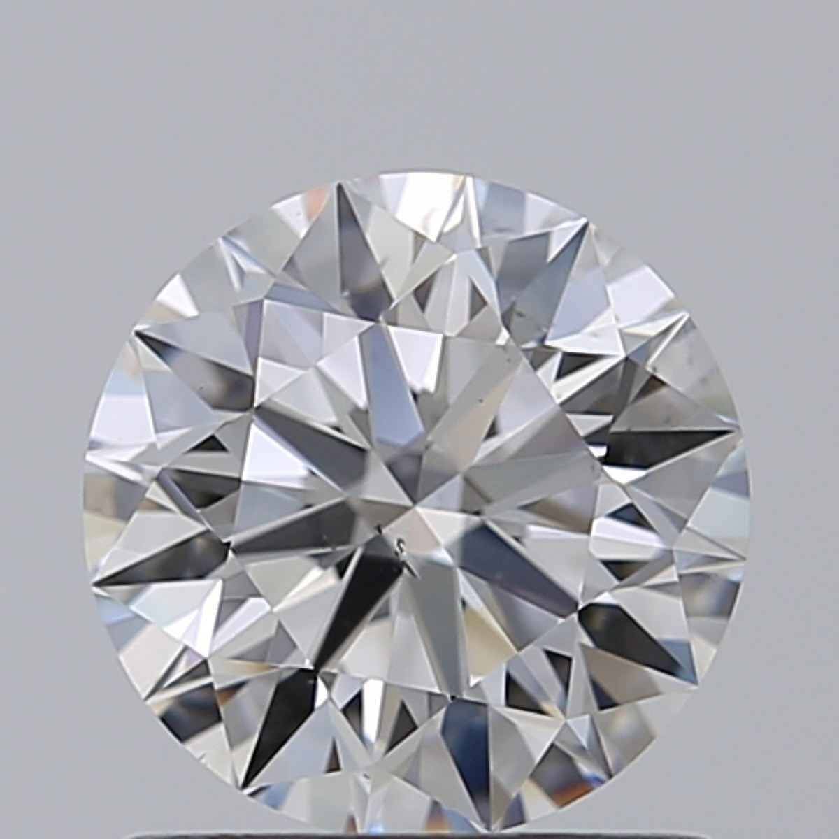 1.00 Carat Round Brilliant Diamond (E/SI1)