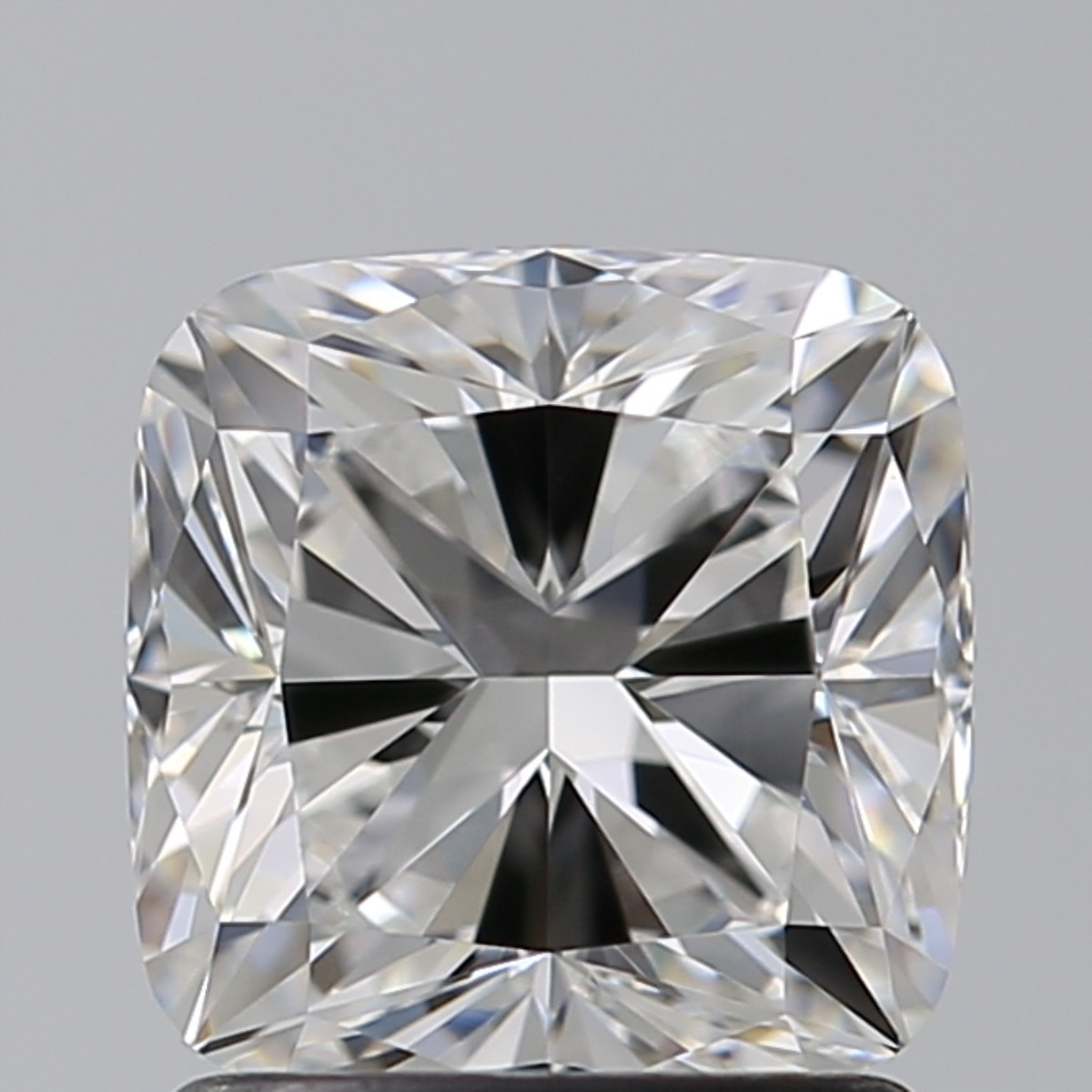 1.50 Carat Cushion Diamond (D/IF)