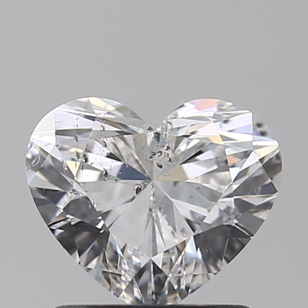 1.01 Carat Heart Diamond (E/SI2)