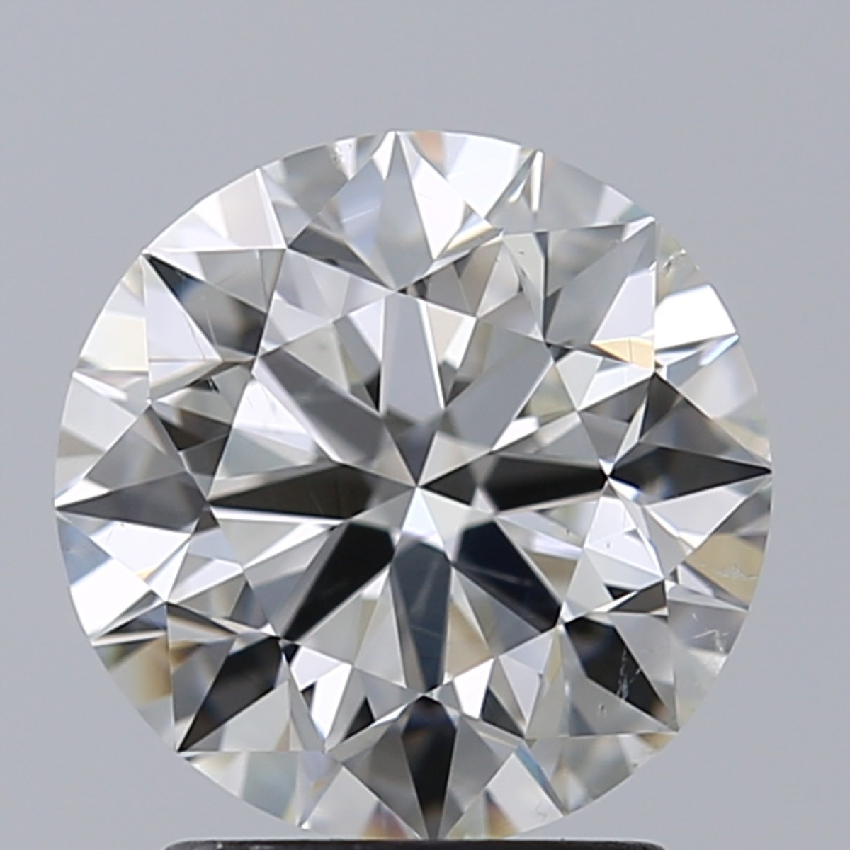 1.90 Carat Round Brilliant Diamond (H/SI1)
