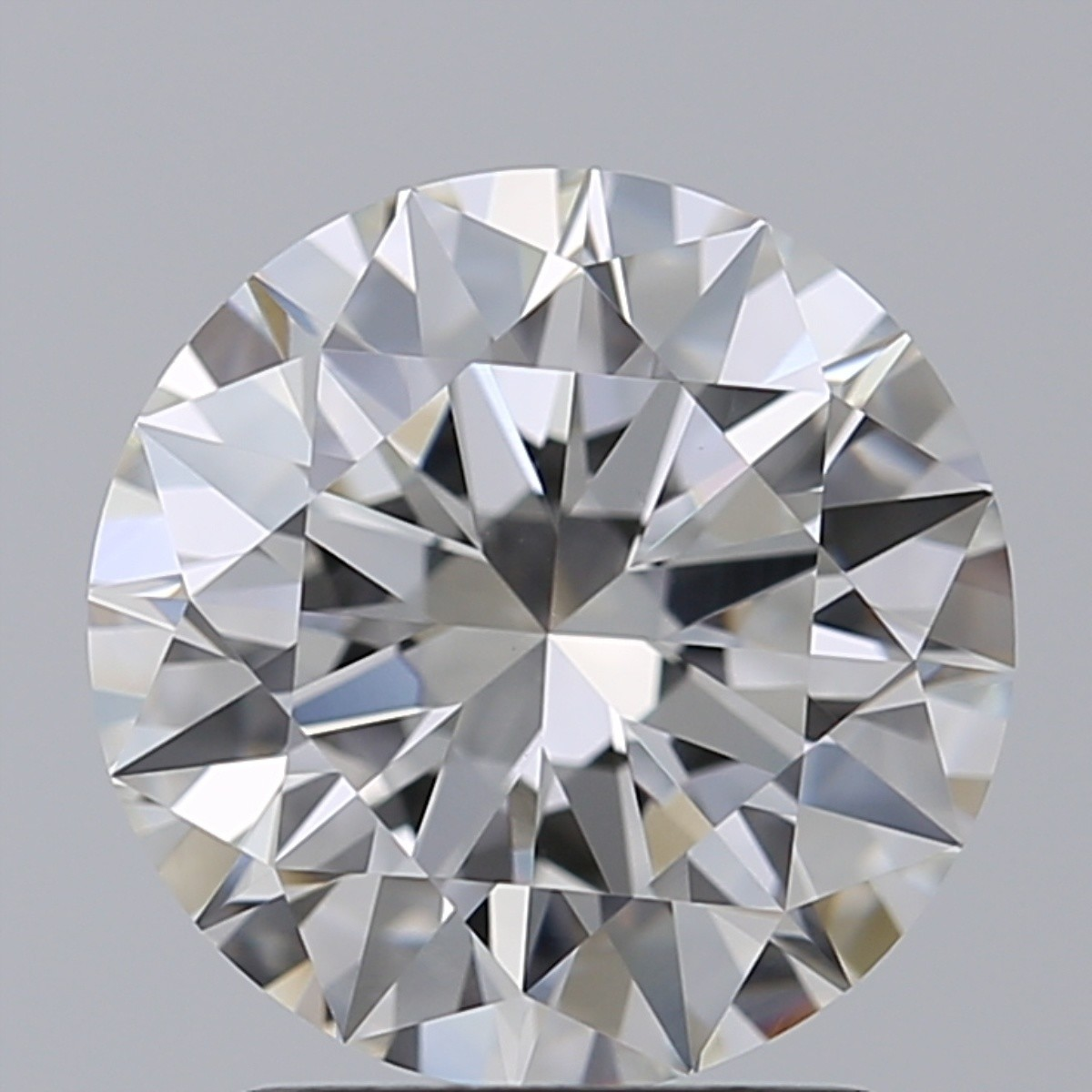 2.17 Carat Round Brilliant Diamond (F/VS1)