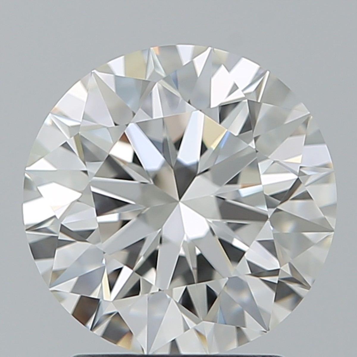 2.03 Carat Round Brilliant Diamond (G/VVS2)
