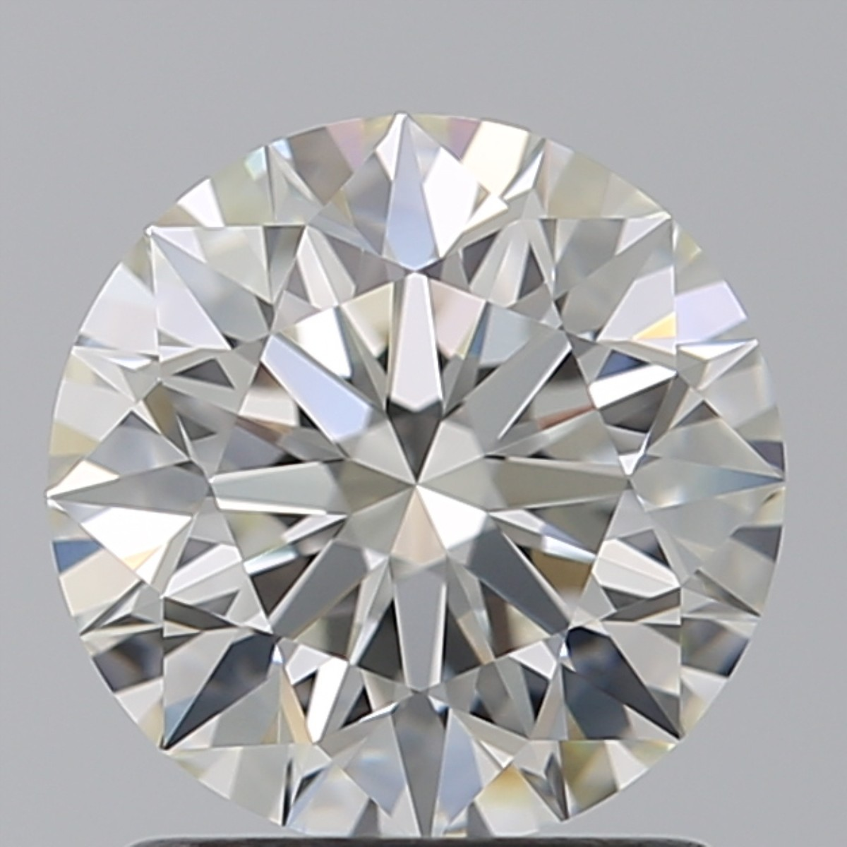 1.35 Carat Round Brilliant Diamond (H/IF)