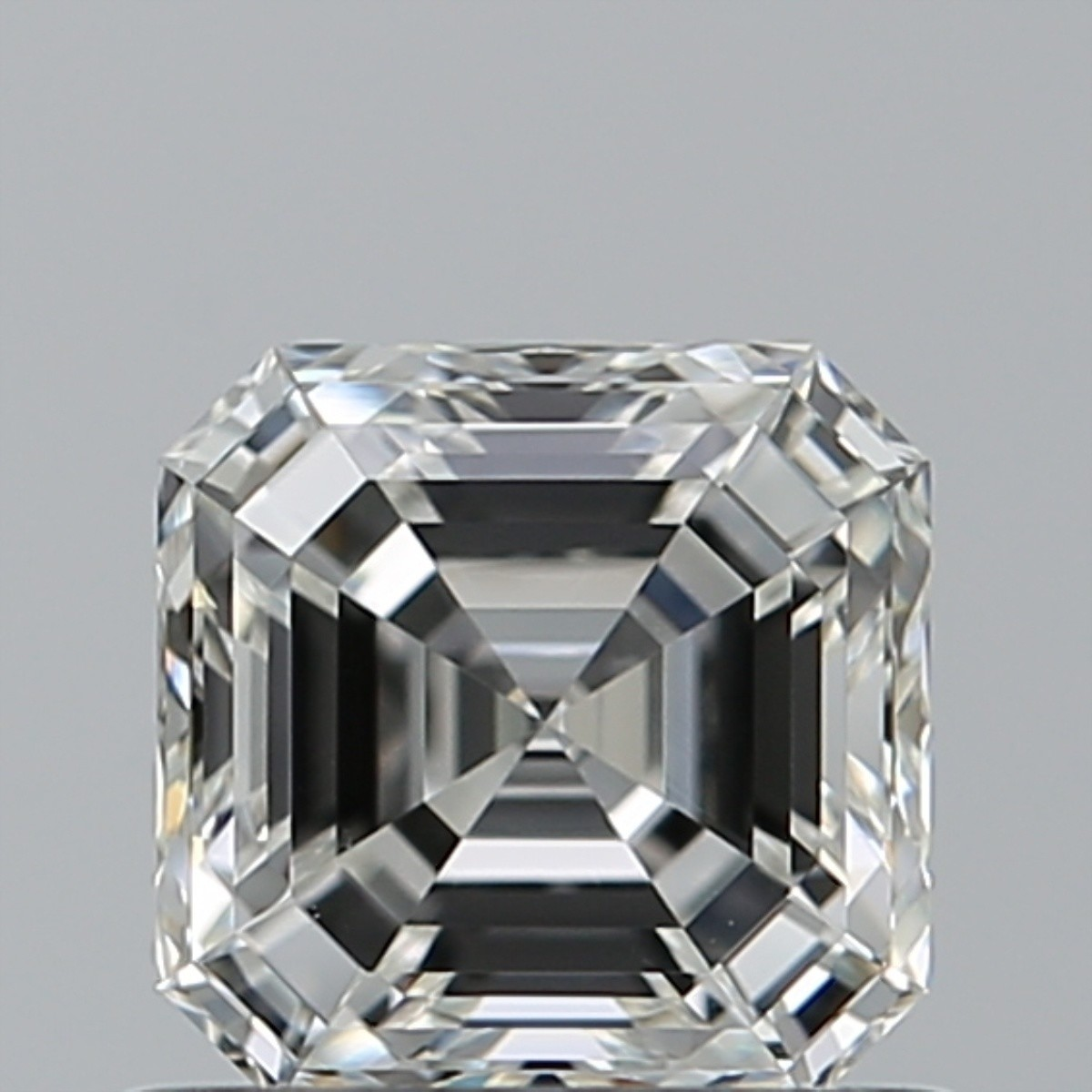 0.80 Carat Asscher Diamond (H/VS1)