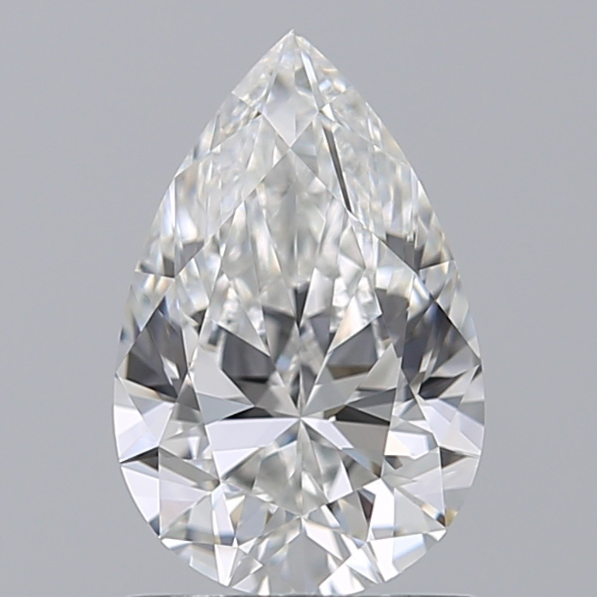 1.12 Carat Pear Diamond (F/IF)
