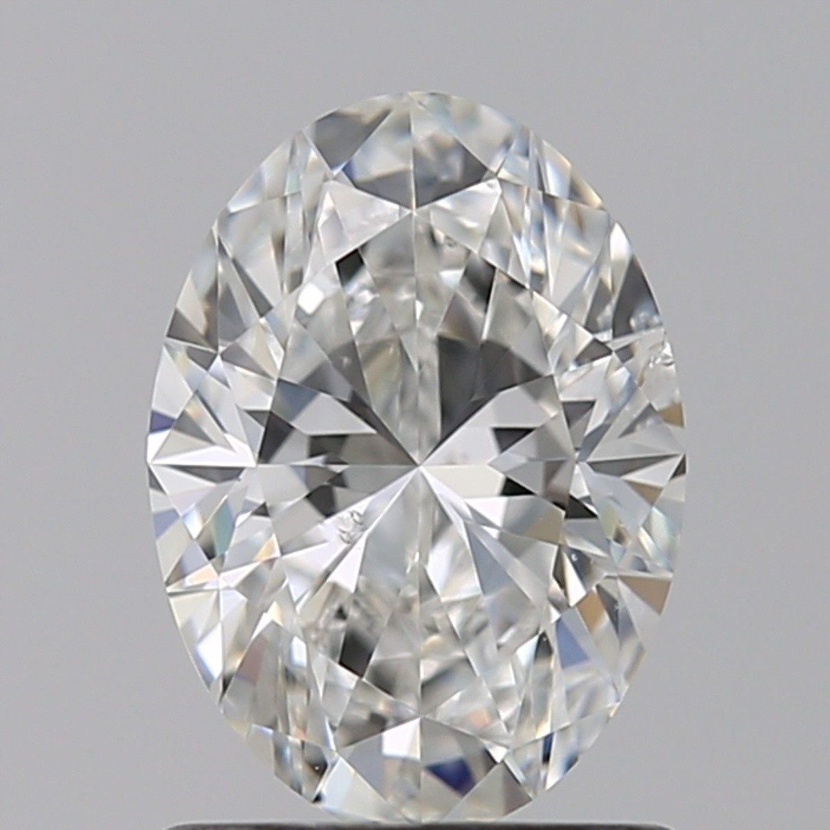 1.01 Carat Oval Diamond (F/SI1)