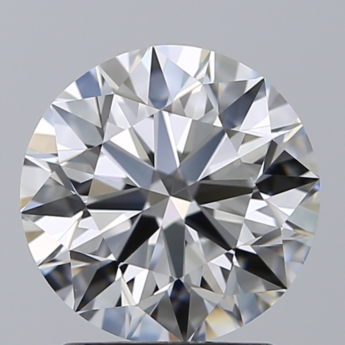 1.70 Carat Round Brilliant Diamond (E/VS1)