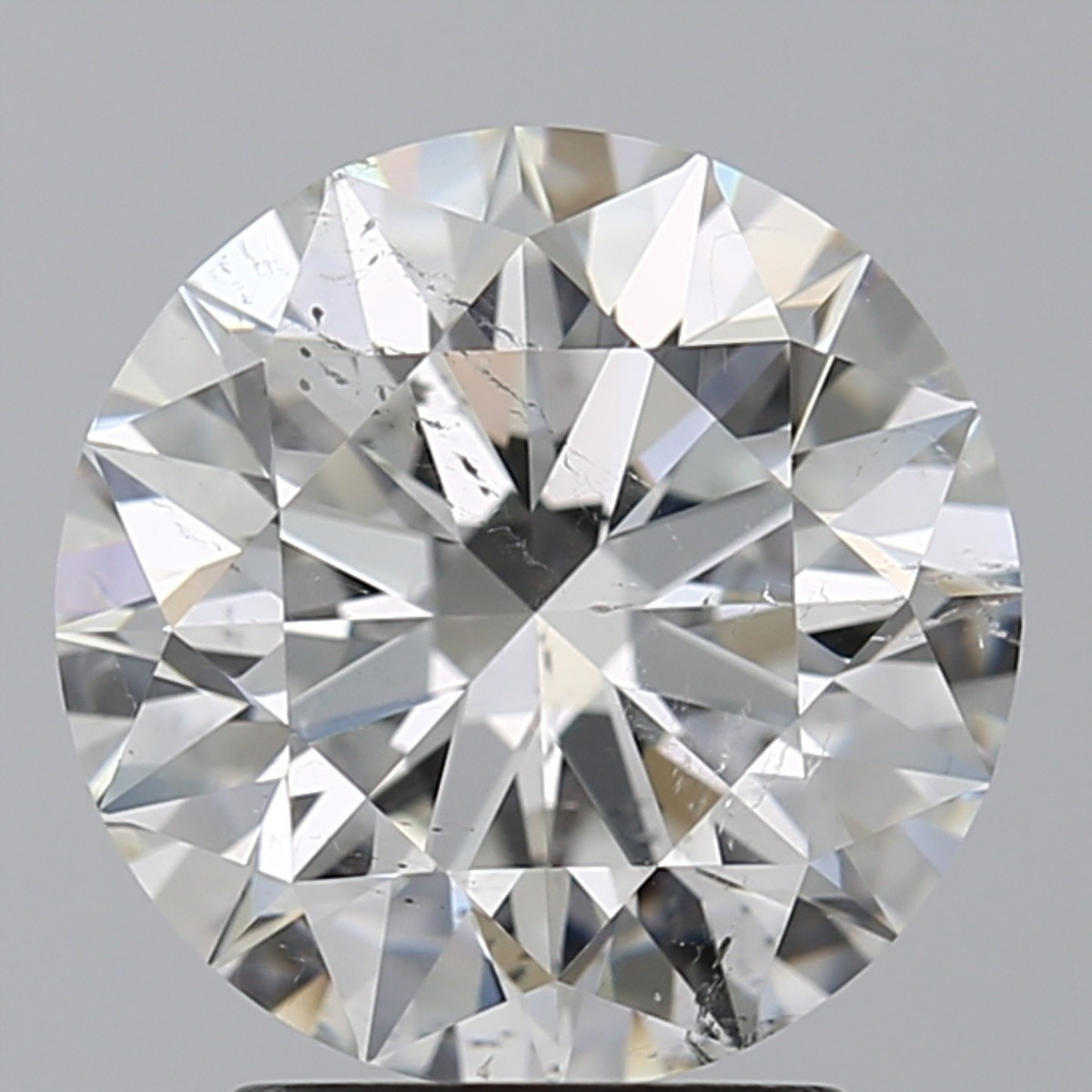 2.50 Carat Round Brilliant Diamond (F/SI2)